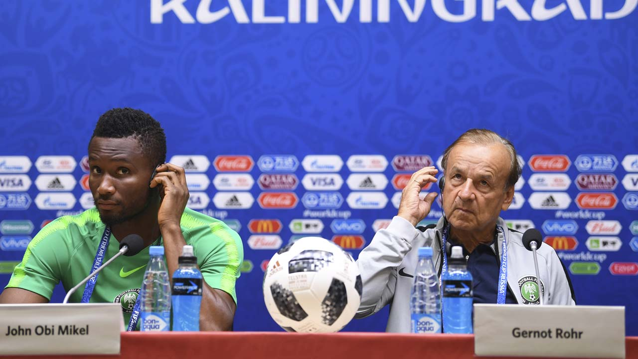 No hiding place for Croatia, Mikel boasts