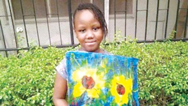 Tobi Dele-Davids: Playing with colours at 10