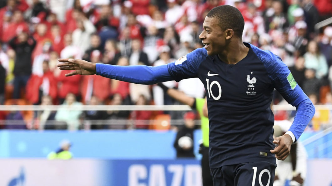 SPORT: Mbappe makes history as France battle into World Cup last 16