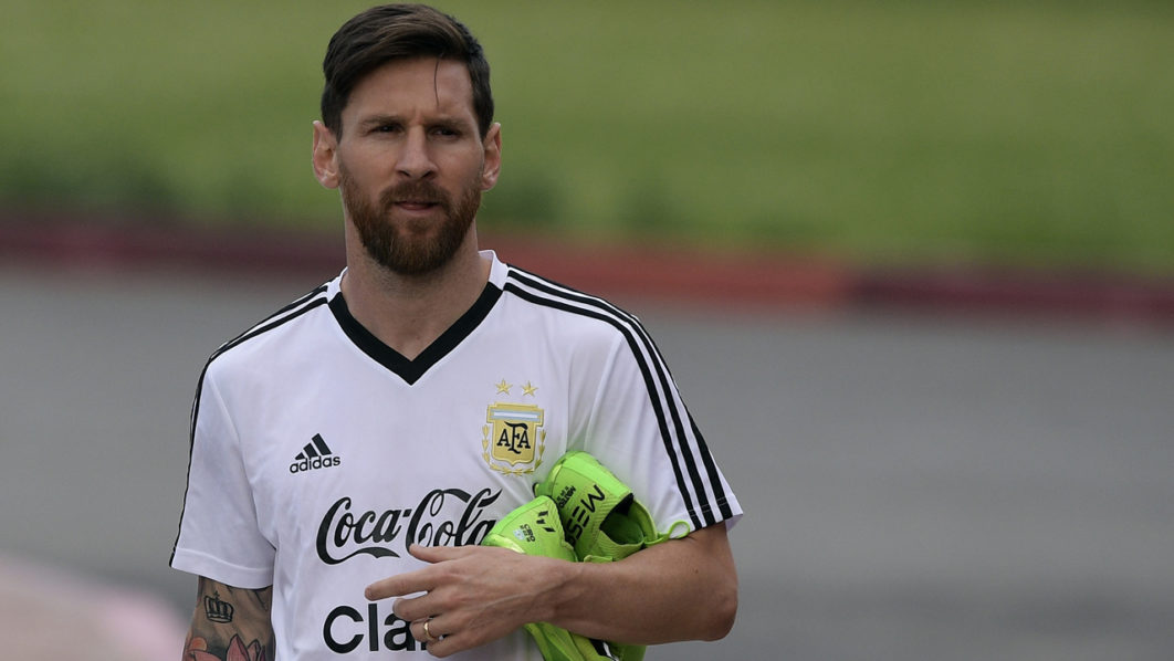 SPORT: Messi under pressure at World Cup as Ronaldo scores again