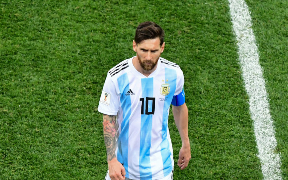 d46739276 Messi s Argentina staring at World Cup exit after Croatia humbling ...