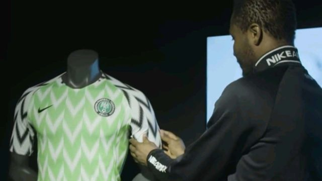 How to sell anything using the Nigerian football jersey model