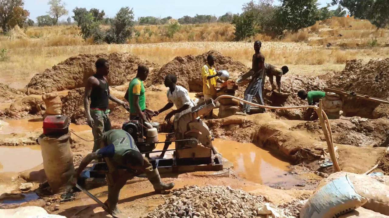 Image result for Miners advocates states ownership, exploration of mineral resources