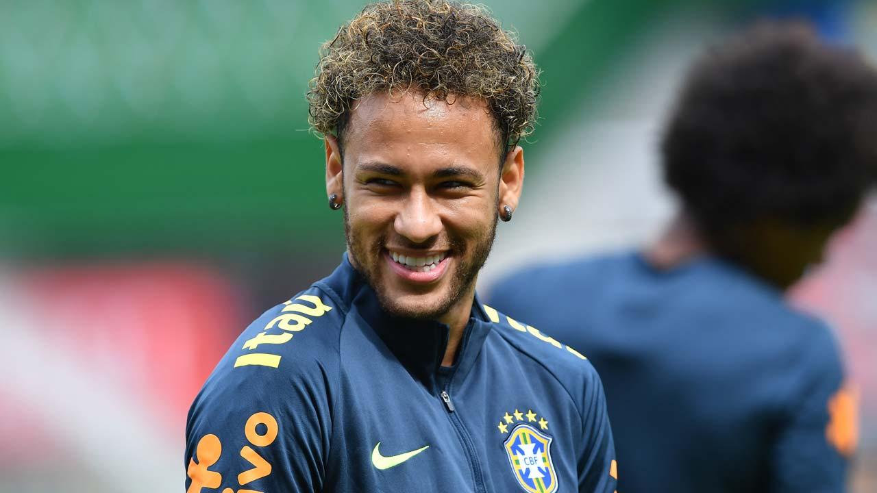 Neymar due to start Brazil's final World Cup warm-up