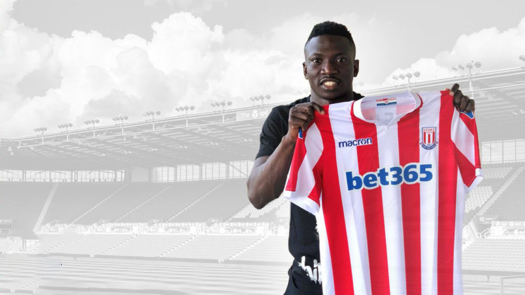 Super Eagles Midfielder, Etebo Joins Stoke City For $8.5m