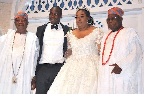 Image result for Obasanjo's divorce suit