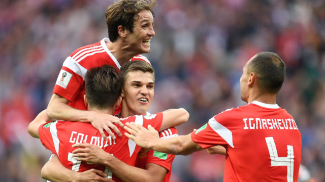 Russia prove doubters wrong