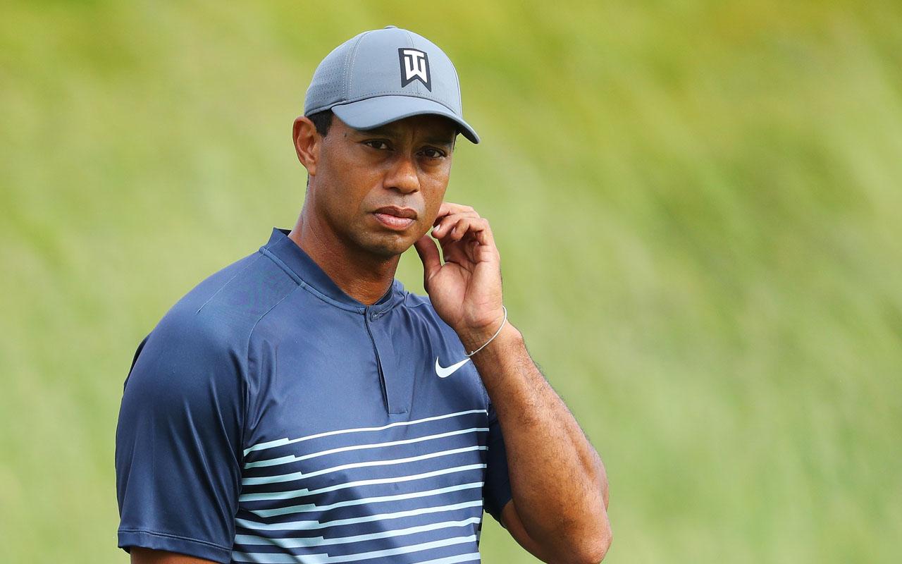 Tiger Woods sued over restaurant staffer's drink driving death
