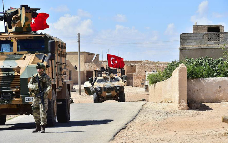 Syria Firmly Condemns Turkish Incursion into Manbij Vicinity