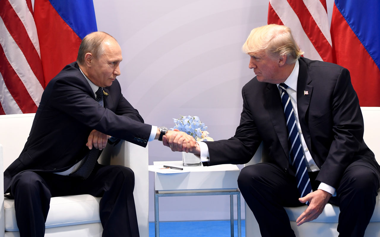 Kremlin says Putin, Trump could meet briefly at G20 | The Guardian Nigeria News - Nigeria and World News