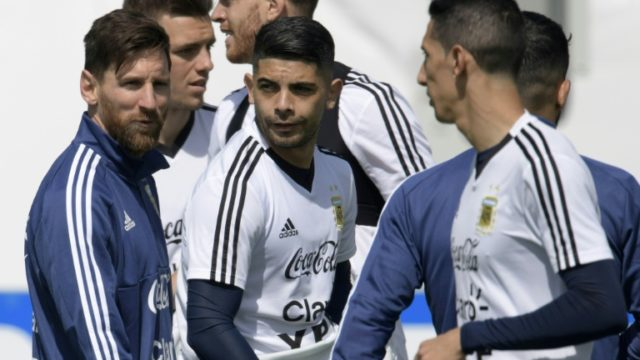 Russia 2018: Match of the day – Argentina vs Croatia preview