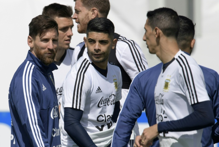 SPORT: Russia 2018: Match of the day - Argentina vs Croatia preview