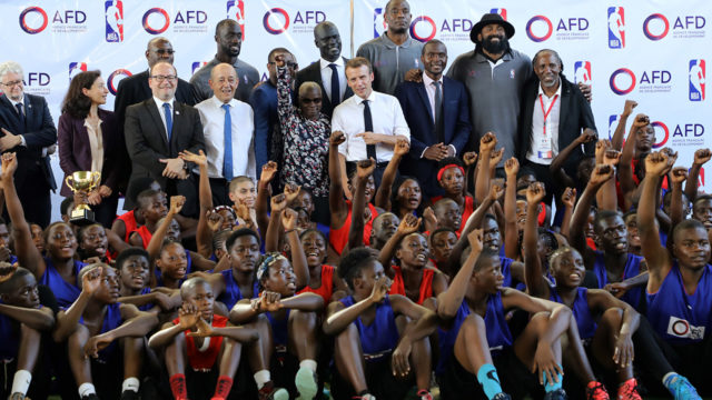 NBA, bank partner on youth growth in Africa