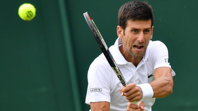 Nadal, Djokovic, Anderson advance, Marin Cilic out