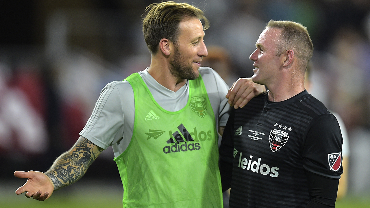 DC United wrote some 'hilariously baffling' programme notes on Wayne Rooney