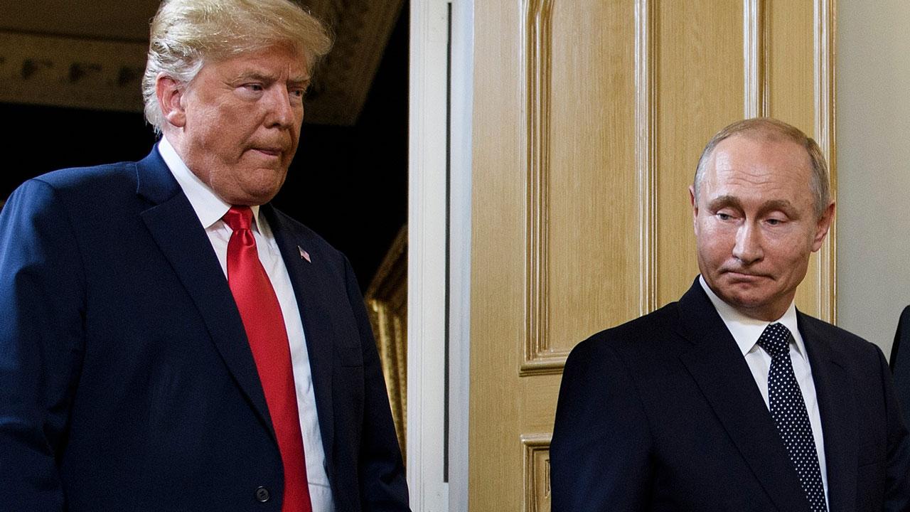 After Helsinki, Trump plans to host Putin in Washington