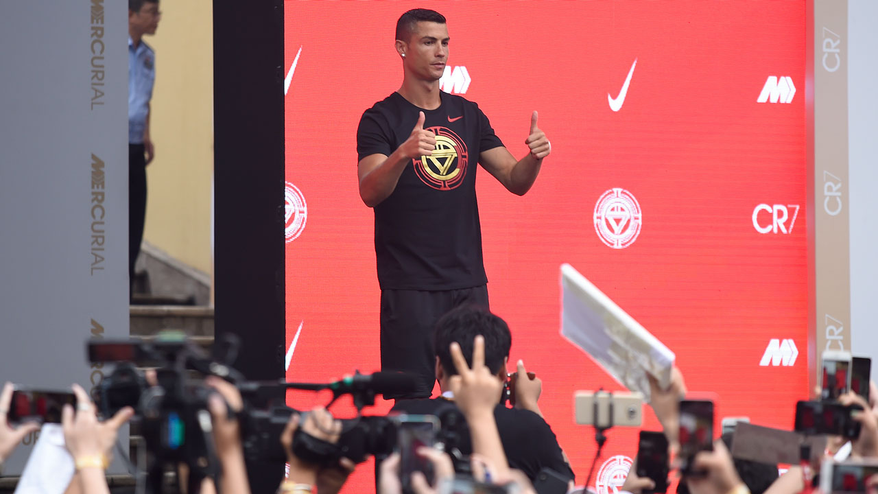 SPORT: Ties that binds Ronaldo, Serie A and Supersport