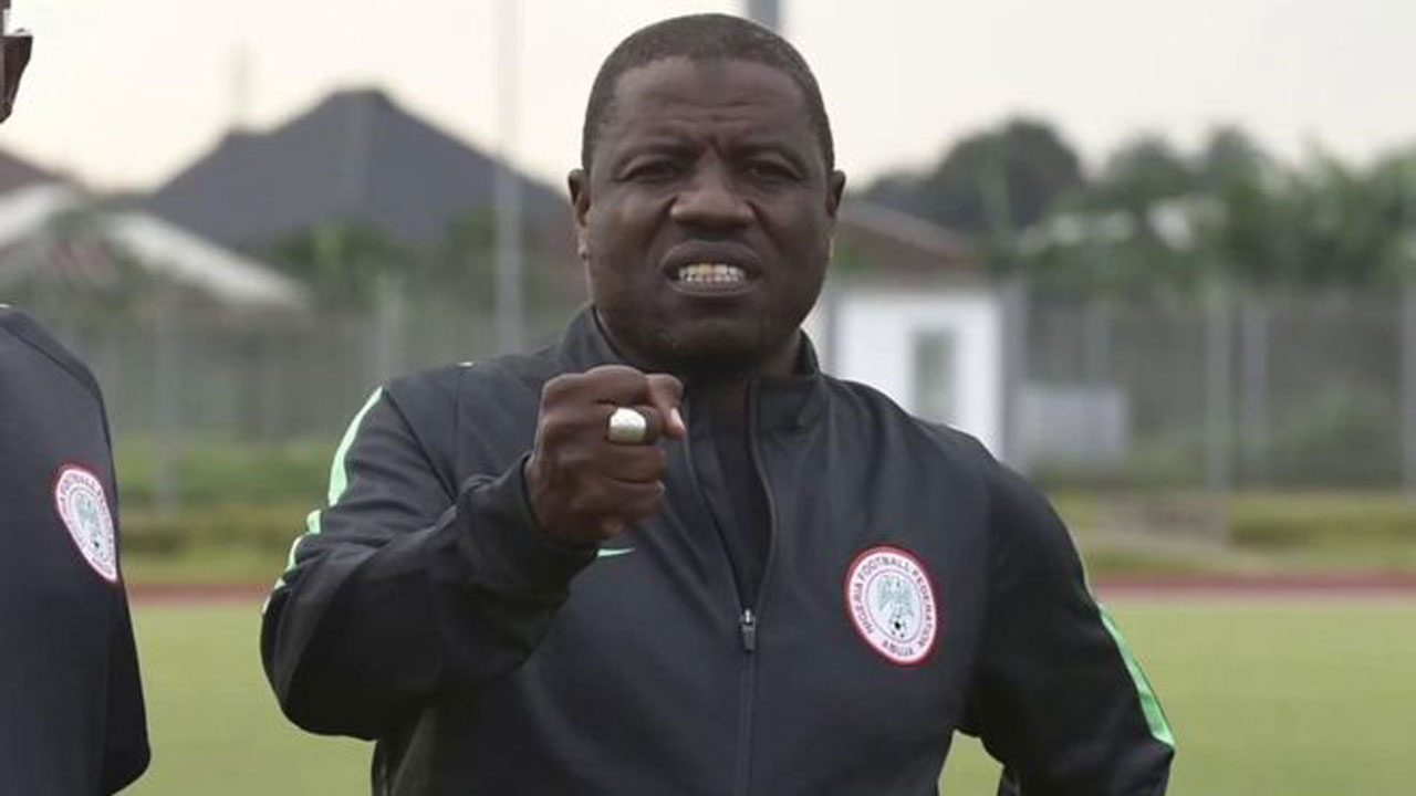Super Eagles coach, Yusuf, in bribe scandal