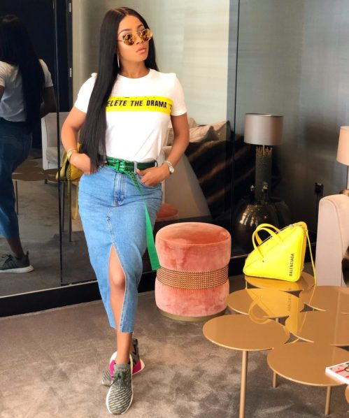 Image result for NIGERIAN ARTICLES ON JEANS SKIRTS