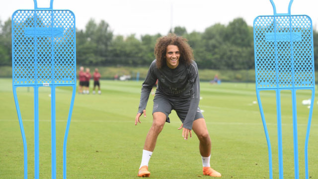 Image Result For Matteo Guendouzi