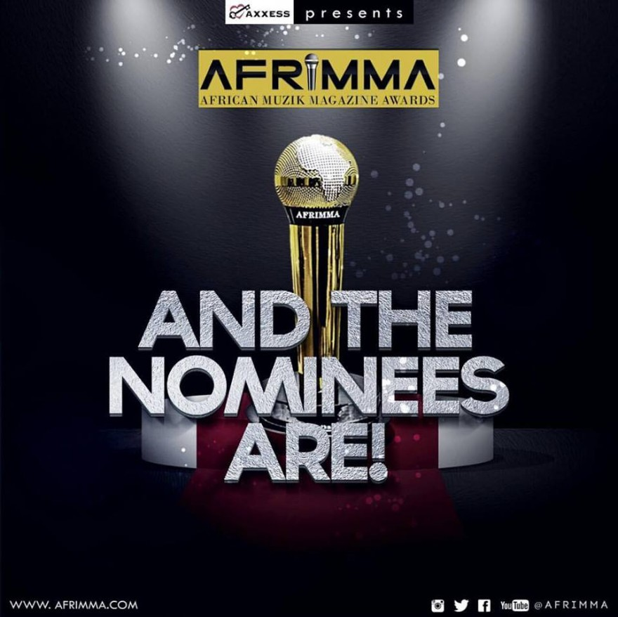 Image result for afrimma 2018