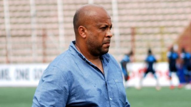 Flying Eagles coach Aigbogun resigns from Enyimba