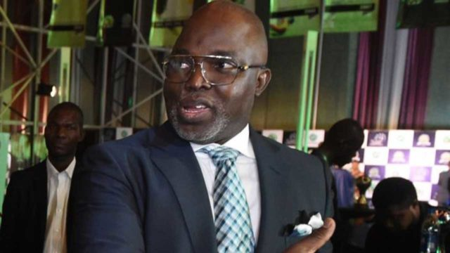 CAF appoints Pinnick as first vice president