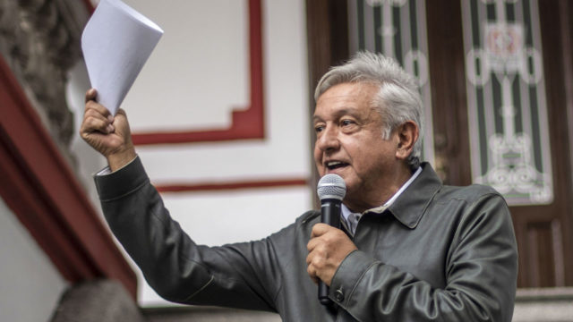 Mexico's Lopex Obrador floats idea of new relationship in letter to Trump