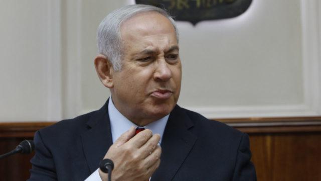 Netanyahu praises Trump's 'tough stand' against Iran