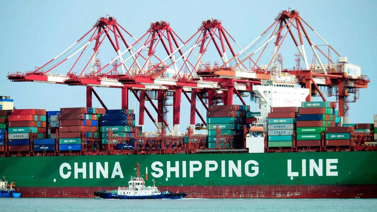 China calls for 'rationality' from U.S.  in trade dispute