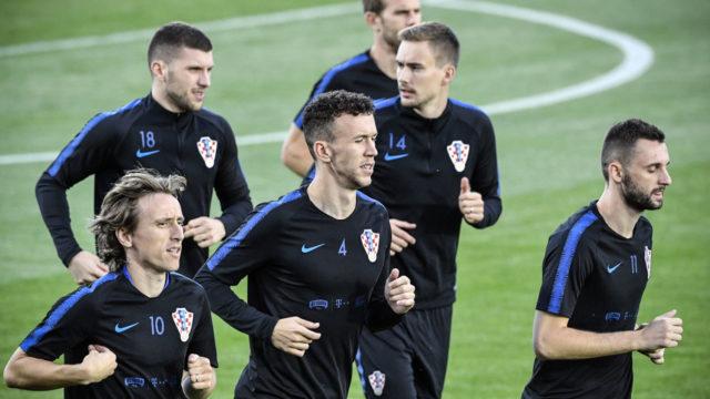 Croatia plots 'football Brexit' as England World Cup semi looms