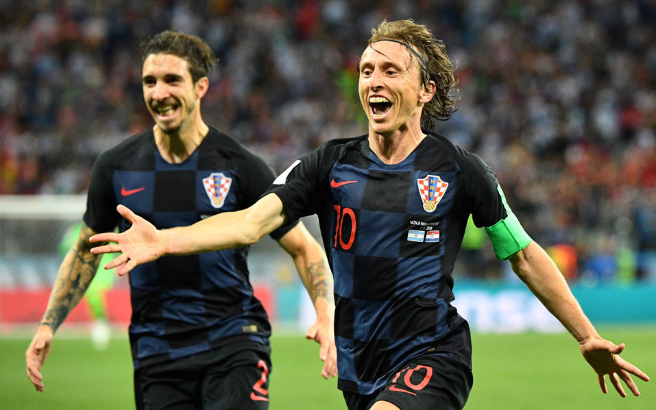 SPORT: 'Thank you, heroes' - press hail Croatia squad