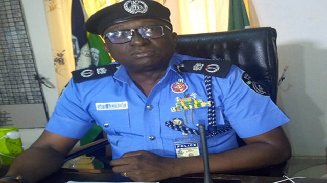 Ramping youths injure Taraba Commissioner of Police