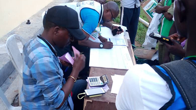 NEWS:TMG alleges massive votes buying at polling units