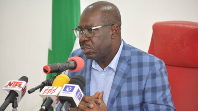 Obaseki, UN task leaders on aid workers