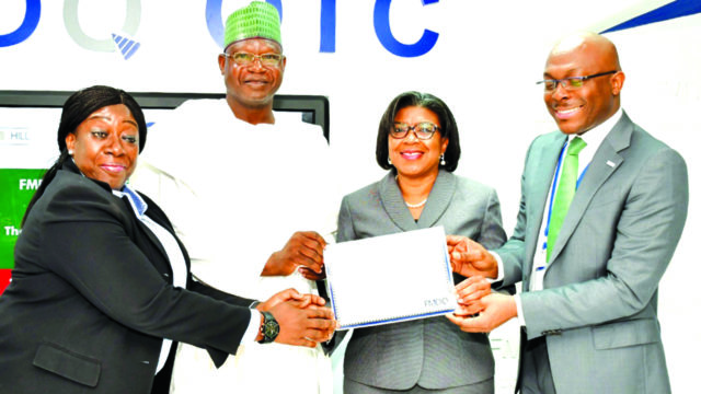 'Listing of N10b FGN Green bond on FMDQ will deepen DCM'