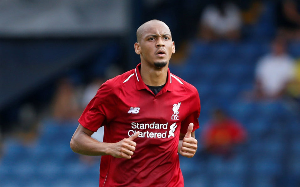 newest 1d7fe 85d88 Fabinho backs Liverpool to win title, dreams of luring ...