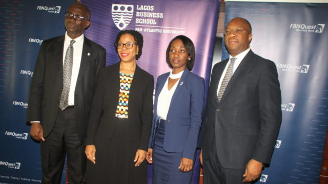 FBNQuest expands financial resource centre in Lagos Business School