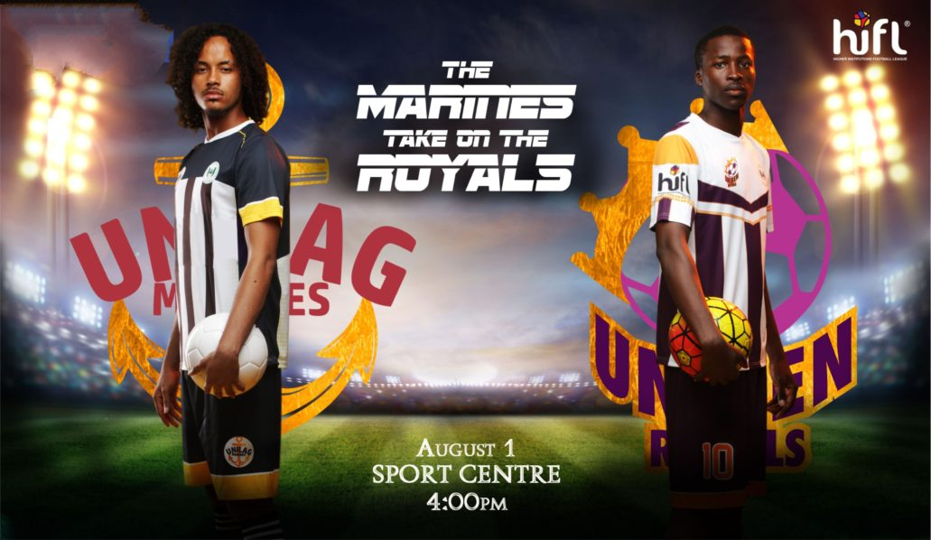 UNILAG Marines host UNIBEN Royals in HiFL opener