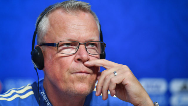 Sweden coach We're easy to analyse but tough to beat, warns