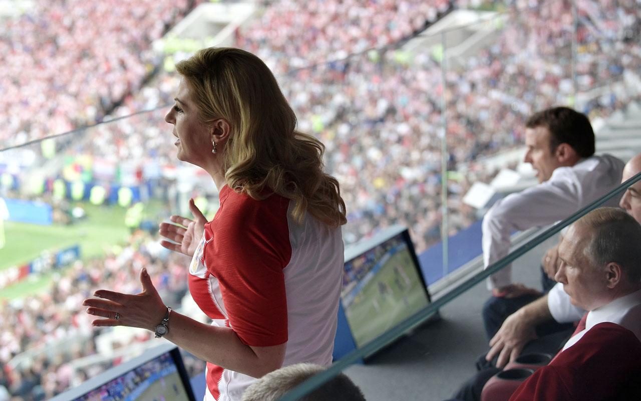 Image Result For Kolinda Grabar Kitarovic Is Croatia President Who