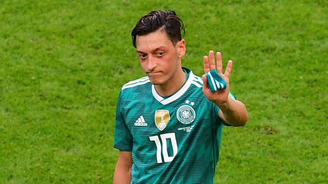 German FA rejects Arsenal star Mesut Ozil's racism claim