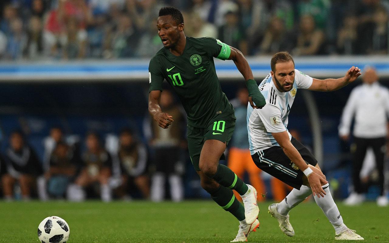 Image result for Super Eagles Mikel Obi