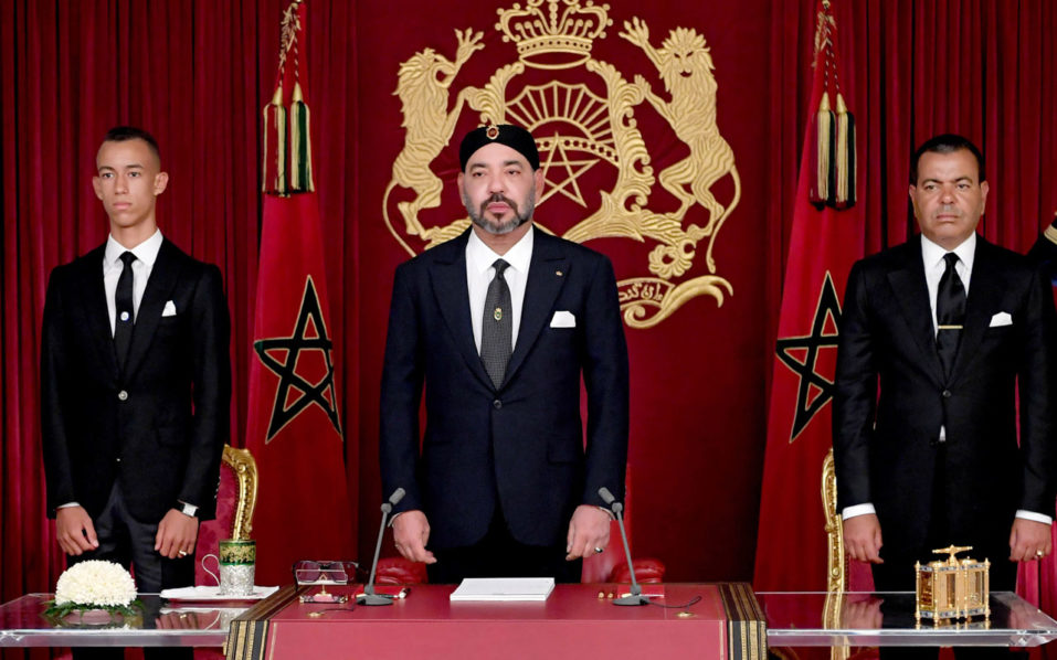 Morocco king urges 'urgent action' on social problems