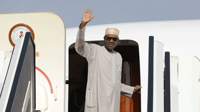 Buhari expected back from holiday