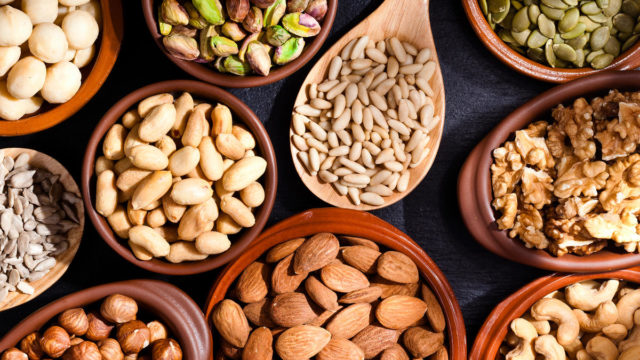 Eating Nuts May Boost Male Fertility - Study