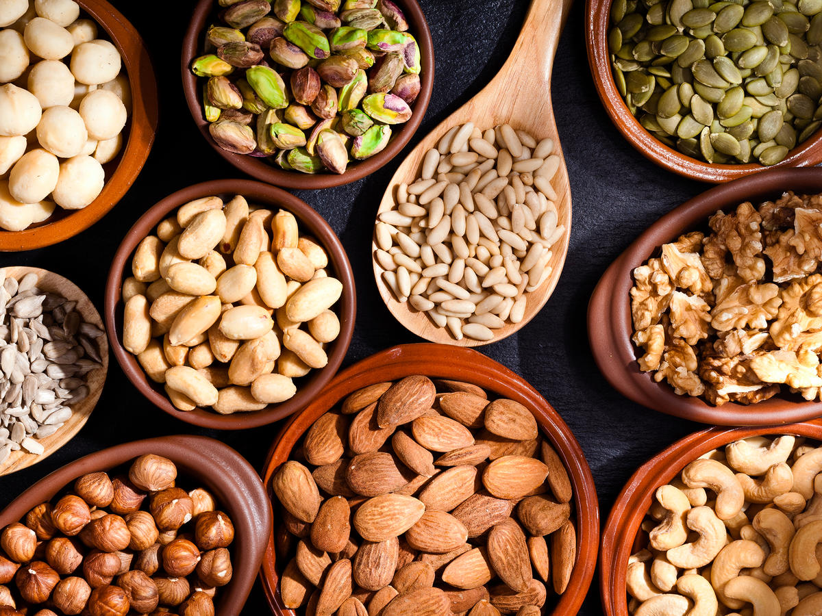 Eating Nuts May Boost Male Fertility – Study