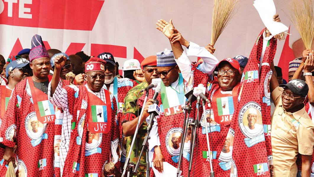 Image result for APC nigeria
