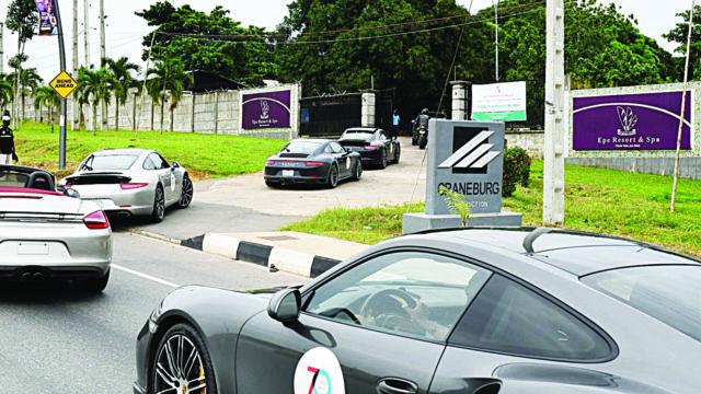 At 70, Porsche admirers unite, celebrate first sport car