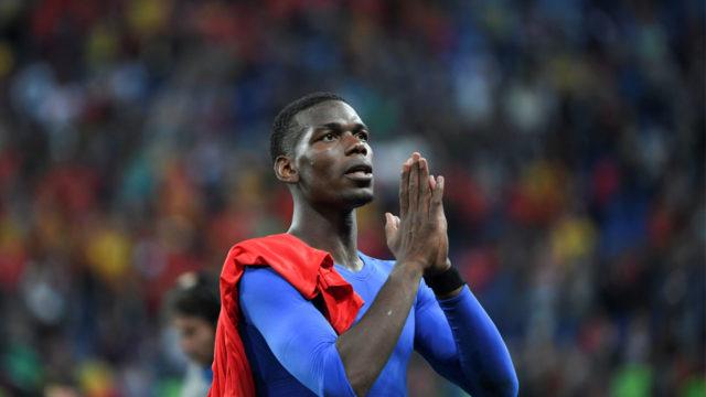 Pogba dedicates France win to Thai cave survivors